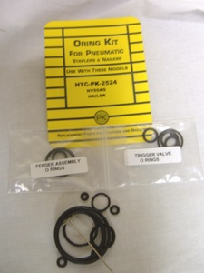 Hitachi NV50AG Coil Nailer O'Ring Repair Kit