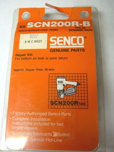 Senco SCN200R Coil Roofing Nailer Repair Kit-B YK0082 Bumper