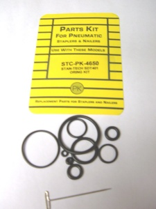 Stan-Tech SDT401 Upholstery Stapler O`Ring Repair Kit