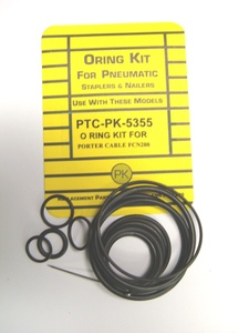 Porter Cable FCN200 Flooring Nailer O`Ring Repair Kit