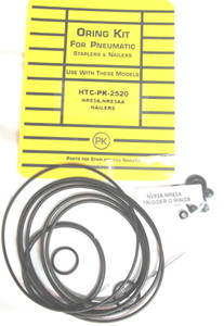 Hitachi NR83A, NR83AA Framing Nailer O'Ring Repair Kit