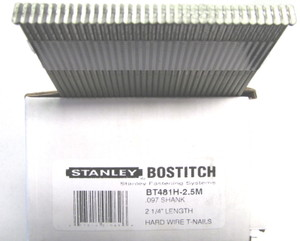 Bostitch MIII .097 case hard 2 1/4