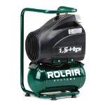 Rolair Fc1500hbp2 Electric 1 5hp Air Compressor