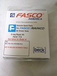Fasco F1A,F1B,Rainco R1A,R1B Stapler Rebuild Parts Kit