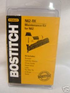 Bostitch N62FN Finish Nailer Rebuild Kit N62-RK