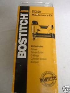Bostitch SX150 Stapler Rebuild Kit SX150-RK