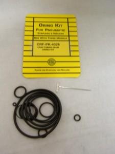 Craftsman 18444 Coil Roofing Nailer O Ring Repair Kit