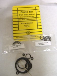 Hitachi Nv50ag Coil Nailer O Ring Repair Kit
