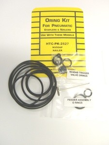 Hitachi NV50AP Coil Nailer O'Ring Repair Kit