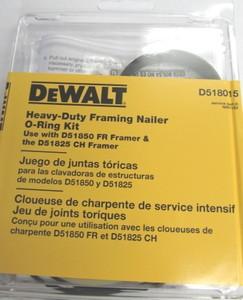 Dewalt D51850 Fr D51825 Ch Framing Nailer Repair Kit D518015