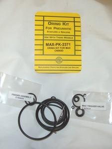 Max Cn565d Coil Nailer O Ring Repair Kit