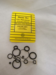 Cadex CPB23-35 Pinner FASCO F23 A64-12/35 O`Ring Repair Kit