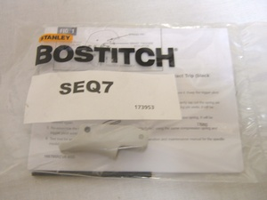 Bostitch F28WW,F33PT SEQ7 Nailer Sequential Trip