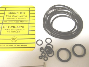 Hilti RS-4 Framing Nailer O`Ring Repair Kit
