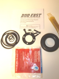 Duo-Fast Floormaster 200S,200C Stapler O`Ring/Bumper Repair Kit 219296